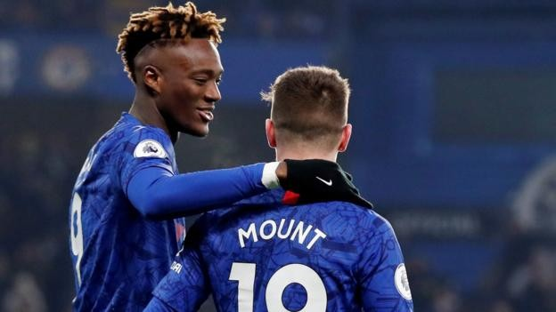 Chelsea 2-1 Aston Villa: Tammy Abraham scores on return from injury