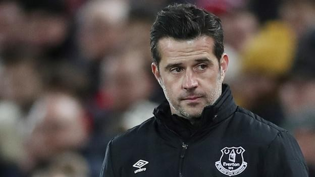 Everton's Marco Silva: I don't know about future, says under-pressure manager
