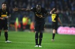 Belgium coach delighted with Lukaku's Inter form