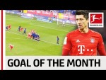 Top 10 Goals November – Vote For The Goal Of The Month