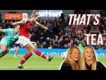 Can Anyone Stop Vivianne Miedema?   That's The Tea with Julia Simic & Alisha Lehmann