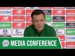 Full Celtic Media Conference: Callum McGregor (05/12/19)