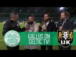 NXT UK Stars join Gerry McCulloch on Celtic TV!