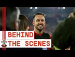 BEHIND THE SCENES   Southampton 2-1 Norwich City