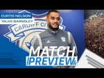 MATCH PREVIEW | CURTIS NELSON TALKS BARNSLEY, DEFENDING & LOVE ISLAND!