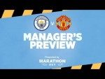 LIVE NEWS CONFERENCE | Man City v Man Utd | PEP GUARDIOLA ADDRESSES THE MEDIA