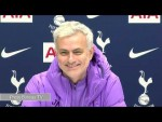 Jose Maurinho pre match press conference vs Burnley