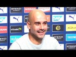 Pep Guardiola FULL Pre-Match Press Conference – Man City v Man Utd – Premier League
