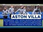 Training   Aston Villa vs. Leicester City   2019/20