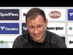 Duncan Ferguson FIRST FULL Pre-Match Press Conference – Everton v Chelsea – Premier League