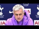 Jose Mourinho FULL Pre-Match Press Conference – Tottenham v Burnley – Premier League