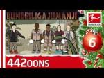 Bundesligajumanji Movie Trailer – powered by 442oons   Bundesliga 2019 Advent Calendar 6