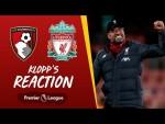 Klopp's Reaction: Lovren injury, Salah & a clean sheet | Bournemouth vs Liverpool