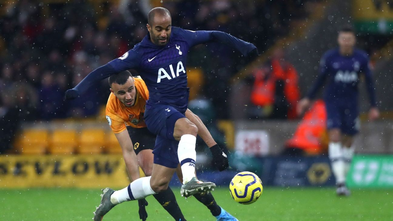Lucas Moura 8/10, Son Heung-min 6/10 as Spurs hold on in scrappy win