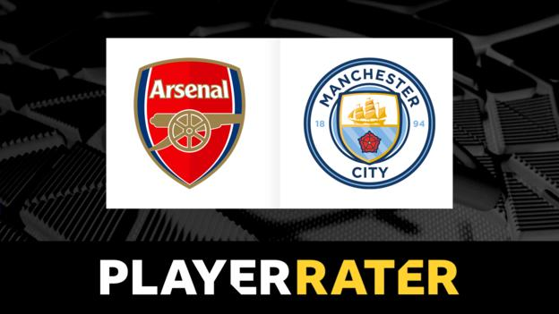 Arsenal v Man City: Rate the players