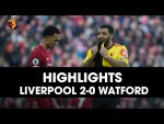 WATFORD RUE MISSED CHANCES AS SALAH SECURES THE WIN LATE ON | LIVERPOOL 2-0 WATFORD HIGHLIGHTS