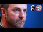 LIVE 🔴 Pressetalk mit Hansi Flick zur Champions League-Auslosung und vor SC Freiburg - FC Bayern