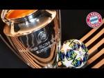LIVE 🔴 Champions League Auslosung aus dem FC Bayern-Studio