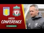 Watch Liverpool's pre-Villa press conference | League Cup Quarter-Final