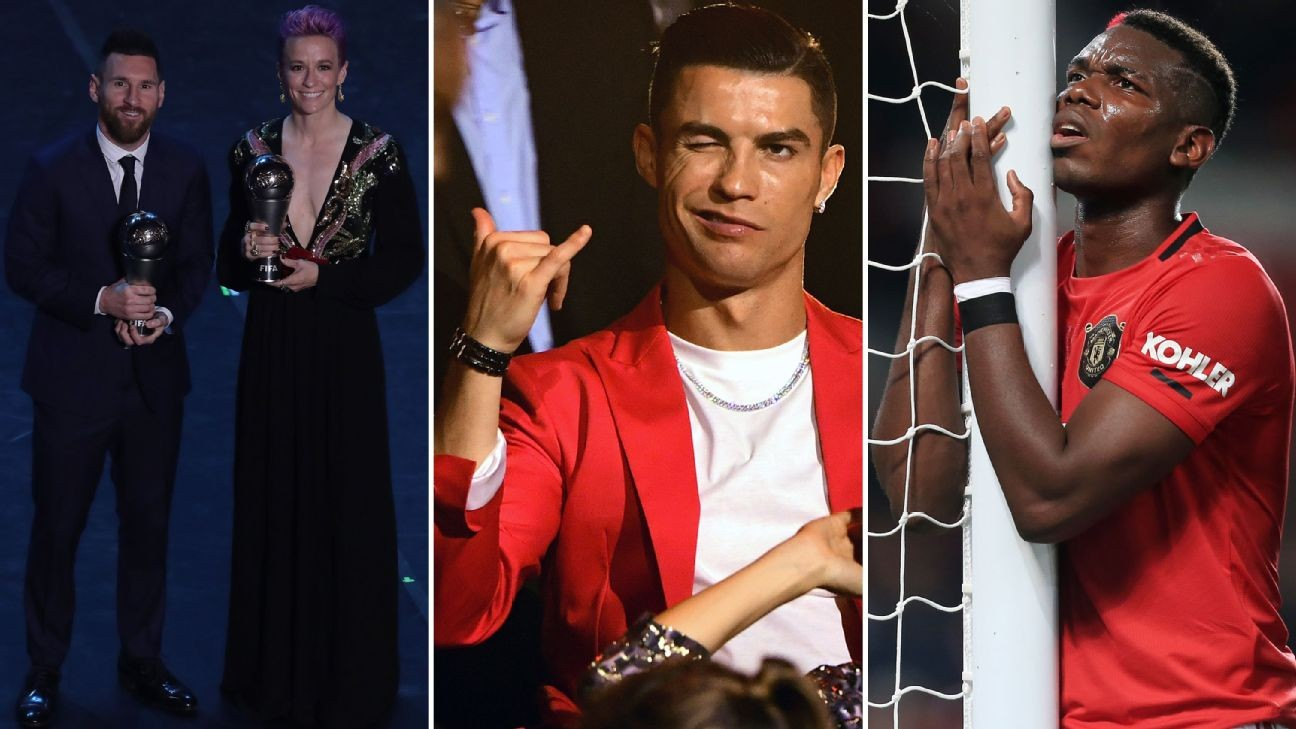 Messi's domination, Ronaldo's dancing, Man United's decline: It's the Toe Poke review of 2019!