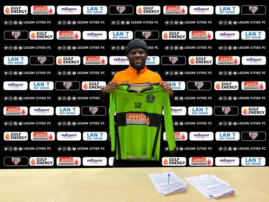 Ex-Black Stars goalkeeper Fatau Dauda joins Legon Cities