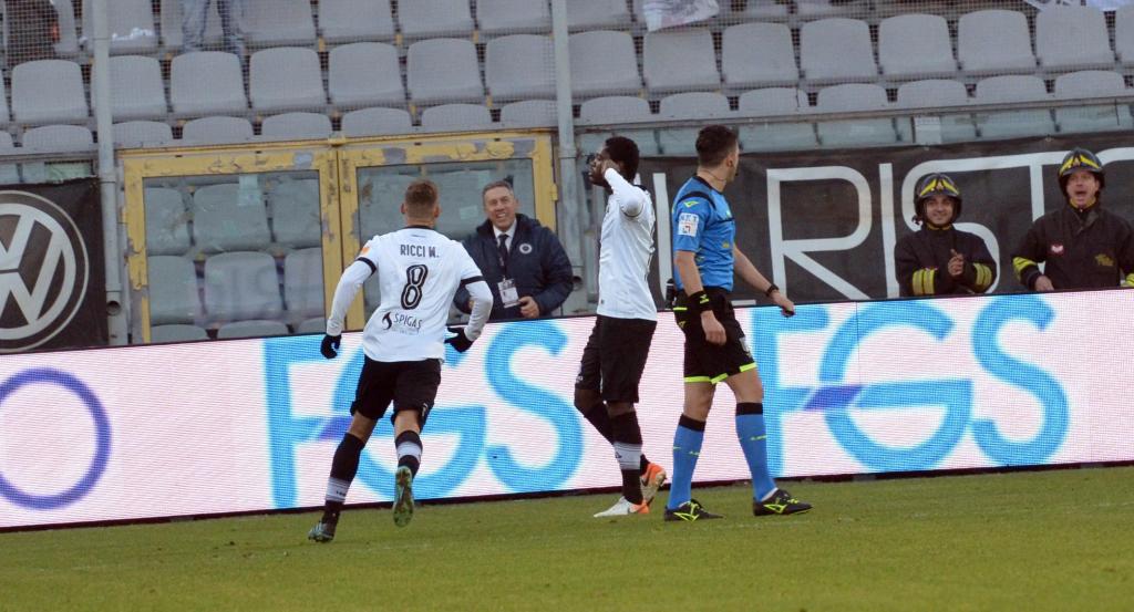Spezia Calcio hero Emmanuel Gyasi buzzing after hitting winner against Salernitana