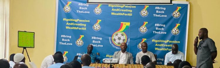 Ghana FA holds seminar for coaches ahead of new season