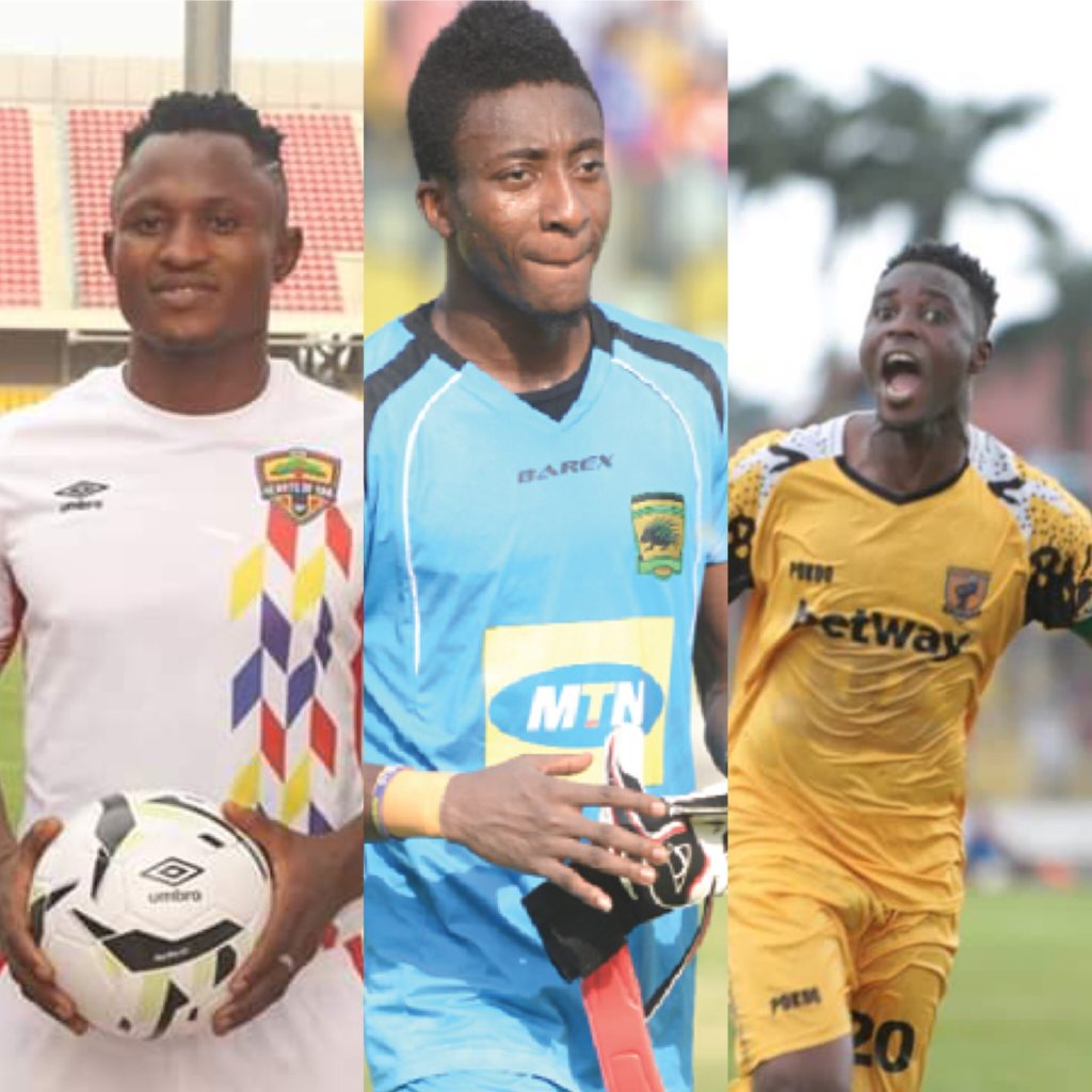 Esso, Annan and Shafiu to compete for  2019 SWAG Local footballer of the Year Award