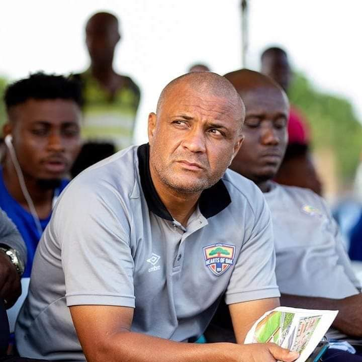 VIDEO: Disgruntled Hearts of Oak fans call for Kim Grant sacking after Chelsea humbling