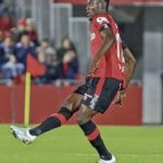 VIDEO: Ghana's Baba Mohammed gives away penalty as Real Mallorca stumble against Sevilla