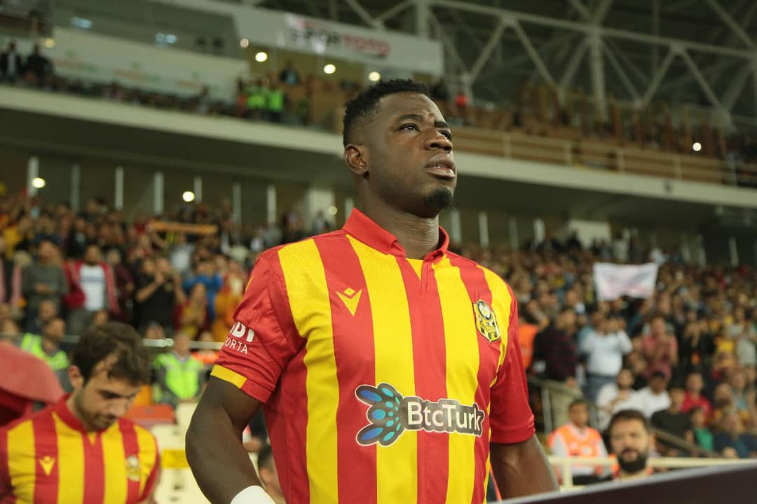 Acquah, Cofie talk tough ahead of Malatyaspor and Sivasspor match