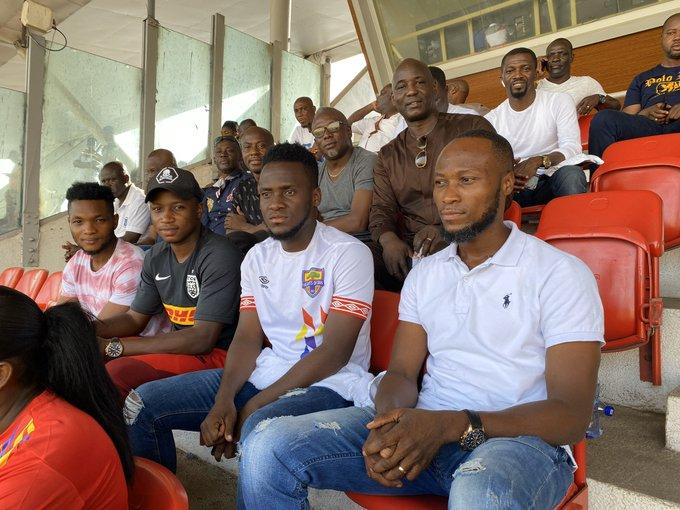 Accam, Baffoe and Chibsah among top personalities to watch Hearts-Berekum Chelsea league opener