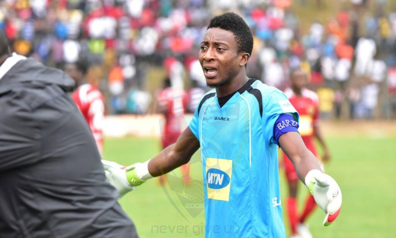 Asante Kotoko goalkeeper Felix Annan reportedly linked to South African side Maritzburg United