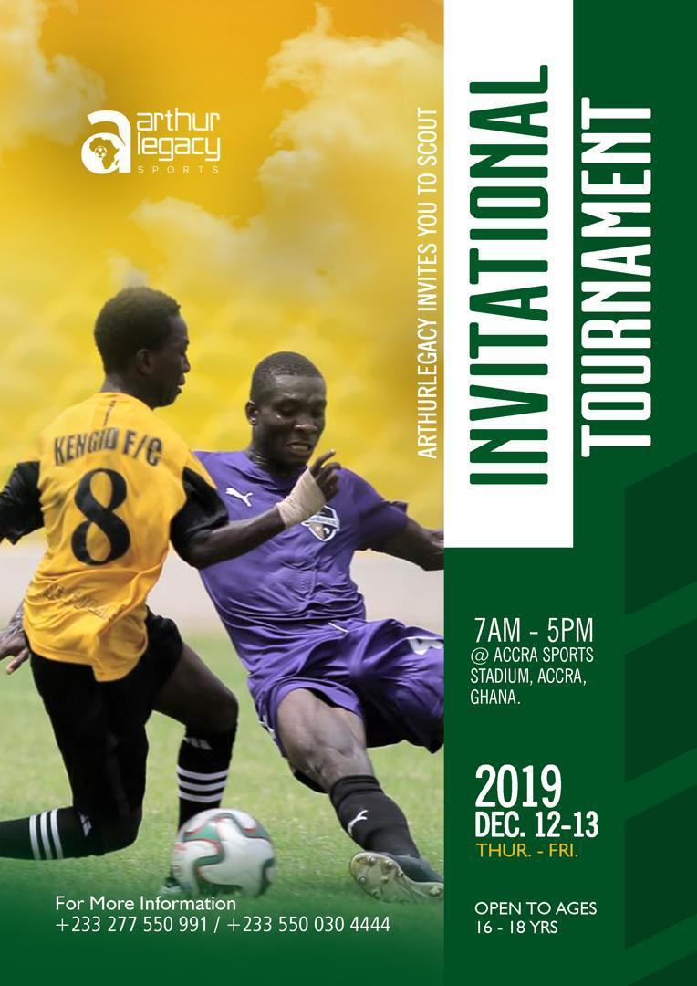 Arthur Legacy Invitational tournament starts this Thursday