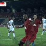 VIDEO: Asamoah Gyan jams to Bob Marley's song with NorthEast United teammates