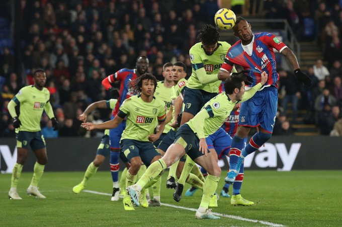 Ayew and Schlupp are unbelievable- Cheikhou Kouyate praises Crystal Palace teammates after Bournemouth win