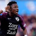 Abass Issah bags brace for FC Utrecht in heavy win over FC Groningen
