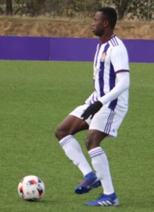 EXCLUSIVE: Spanish side Real Valladolid snap Ghanaian kid Isaac Amoah