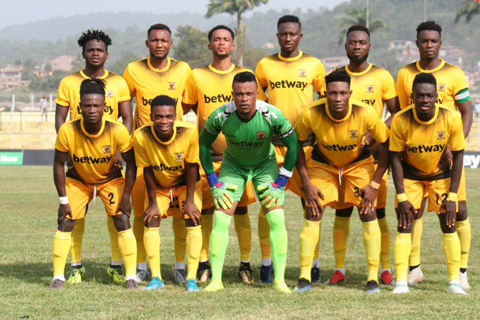 2019/20 Ghana Premier League: Matchday 1 Full-time results