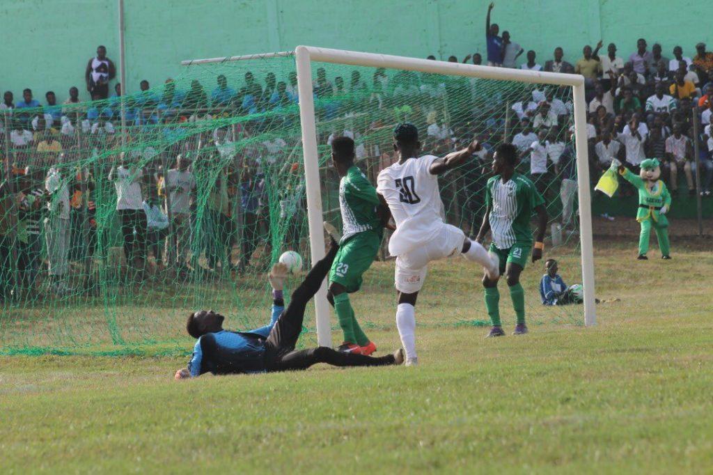 2019/20 Ghana Premier League: Week 1 Match Report: Dreams FC 4-1 King Faisal — 'Faultless' Still Believe lads stroll past spineless returnees on opening day
