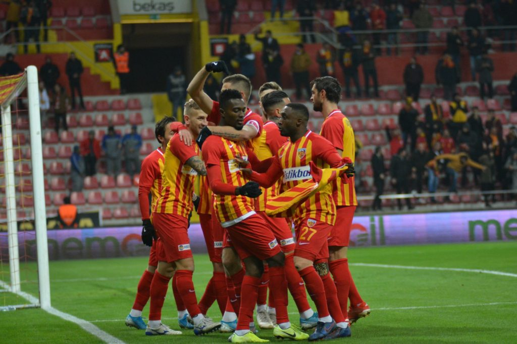 Bernard Mensah provides assist in Kayserispor's narrow win against Rizespor