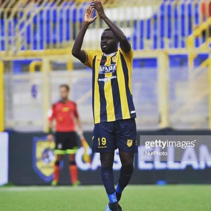 Bright Addae scores as Juve Stabia stage sensational comeback win against Chievo Verona