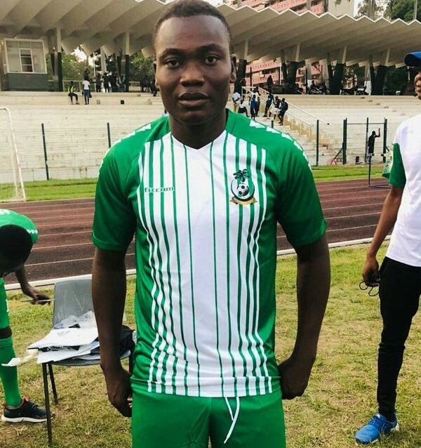 OFFICIAL: Ghana Premier League side King Faisal FC announce signing of striker Bashir Osman