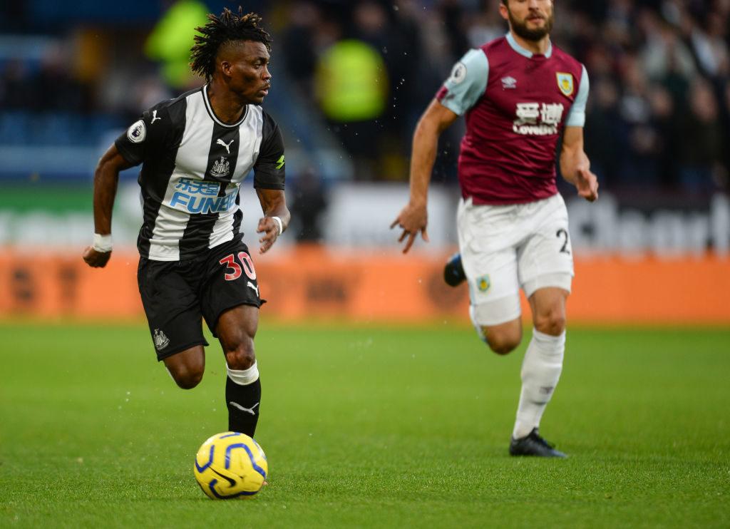 Tottenham hero Paul Robinson calls for more game time for Christian Atsu