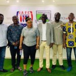 Club Licensing Board inspects Inter Allies FC secretariat