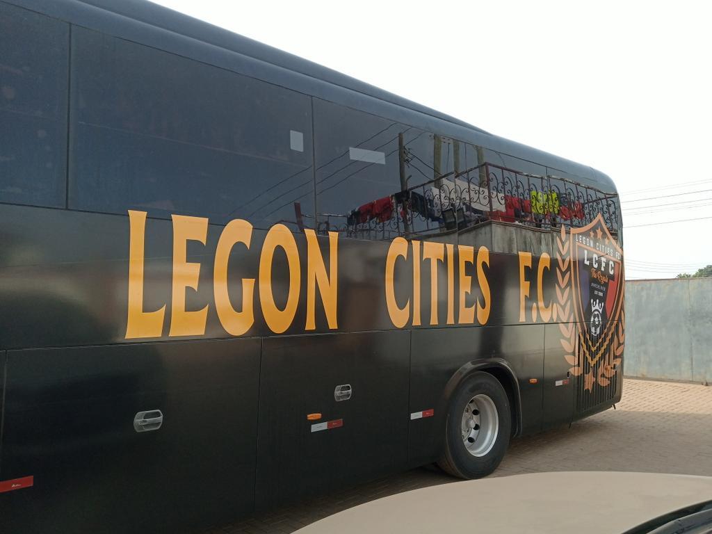 Legon Cities destroy ALL Ghana Premier League clubs in buses debate ahead of kick-off
