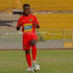 Barcelona send scouts to watch Kotoko's Matthew Cudjoe