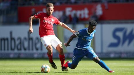 FC Magdeburg praises Manfred Kwadwo ahead of SC Preußen Münster clash
