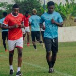 Kotoko duo Felix Annan and Evans Mensah start 'light' training ahead of new season