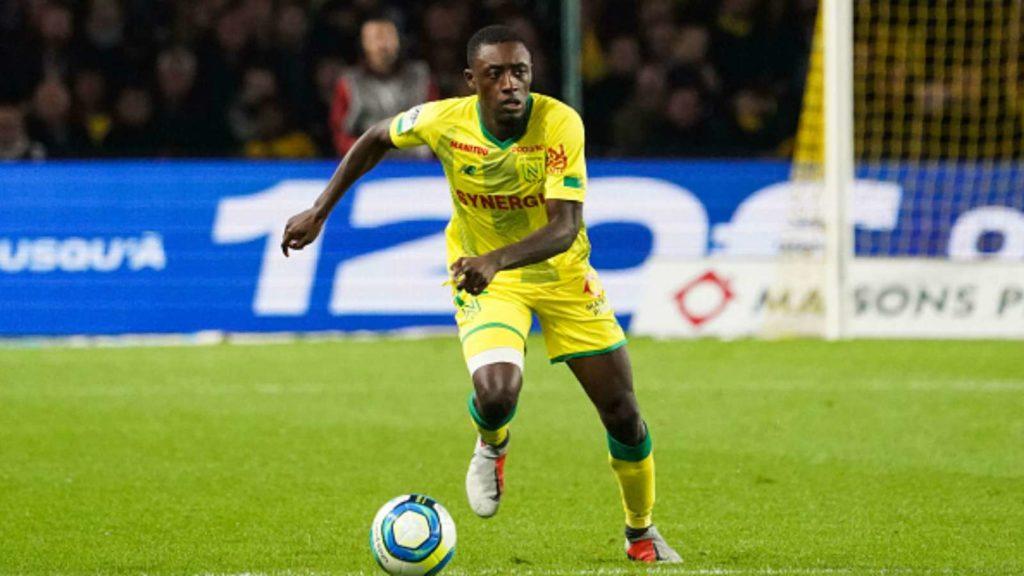 Ghanaian defender Dennis Appiah enjoying life at French side Nantes